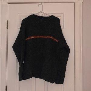 Vintage wool sweater J. CREW